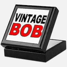VINTAGE BOB Keepsake Box