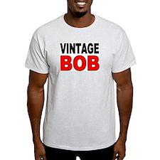 VINTAGE BOB T-Shirt