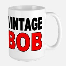VINTAGE BOB Large Mug