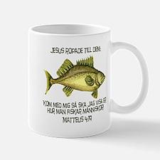 Matthew 4:19 Swedish Mug