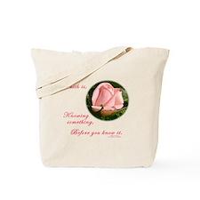 Faith is... Tote Bag