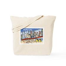 Narragansett RI Tote Bag