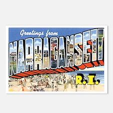 Narragansett RI Postcards (Package of 8)