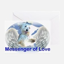 Messenger Of Love Greeting Cards (Pk of 10)