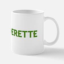 Sounderette_gr_sized Mugs