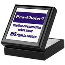 Pro-Choice? Keepsake Box