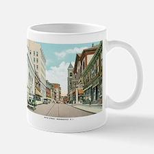 Woonsocket RI Mug