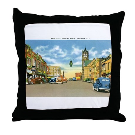 Anderson SC Throw Pillow
