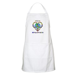 With All Our Hearts BBQ Apron