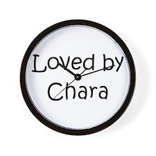 Cute Chara Wall Clock