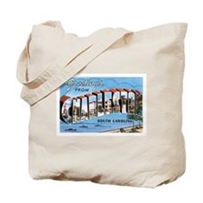 Charleston SC Tote Bag
