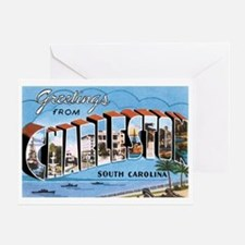 Charleston SC Greeting Card