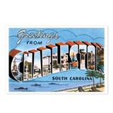 Charleston sc Postcards