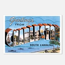 Charleston SC Postcards (Package of 8)