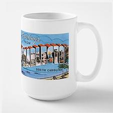 Charleston SC Large Mug