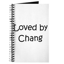 Unique Chang Journal