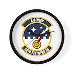86th FTR WPNS SQ Wall Clock