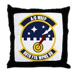 86th FTR WPNS SQ Throw Pillow