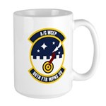 86th FTR WPNS SQ Large Mug