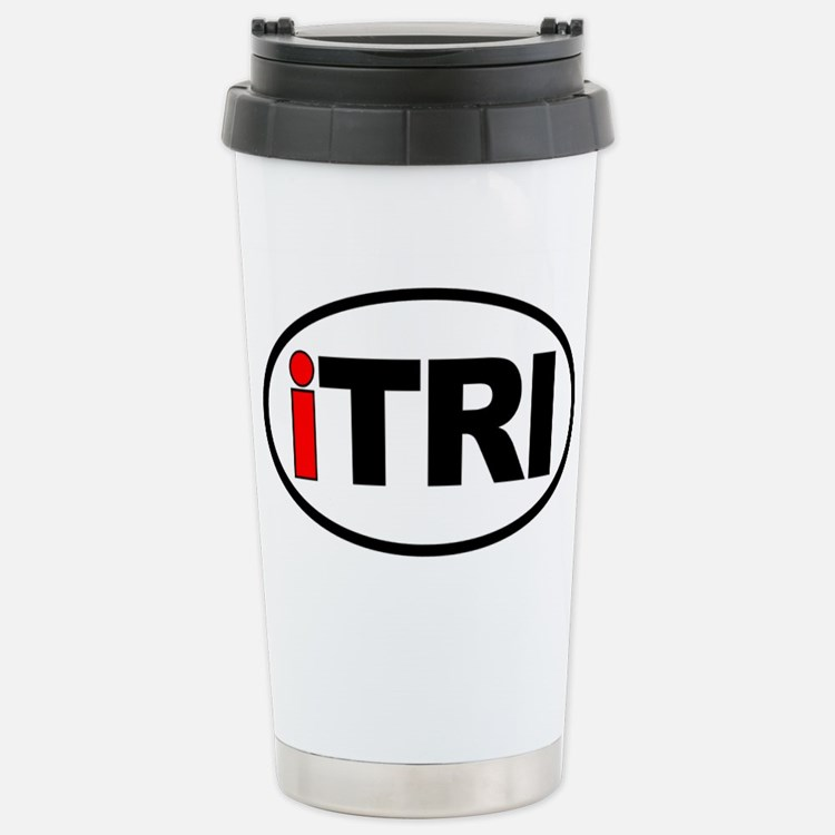iTRI Ironman Travel Mug