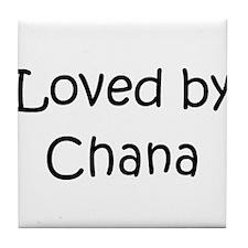 Unique Chana Tile Coaster