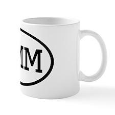 UMM Oval Mug
