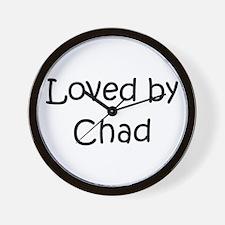 Unique Chadian Wall Clock