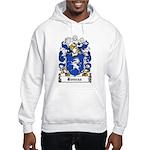 Boncza Family Crest Hooded Sweatshirt