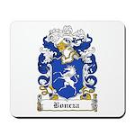 Boncza Family Crest Mousepad