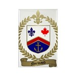 NORMAND Family Crest Rectangle Magnet (100 pack)