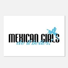 Mexican Girls Do It Better! Postcards (Package of