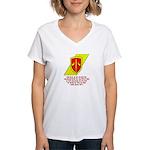 MACV Women's V-Neck T-Shirt