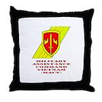MACV Throw Pillow