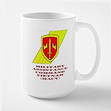 MACV Large Mug