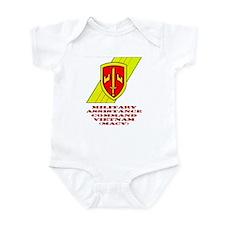 MACV Infant Bodysuit