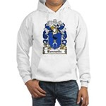 Borowitz Family Crest Hooded Sweatshirt