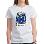 Borowitz Family Crest Women's T-Shirt