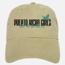 Puerto Rican Girls Do It Better! Baseball Baseball Cap