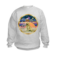 XmasStar/Golden #1 Sweatshirt