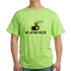 my leather duckie T-Shirt