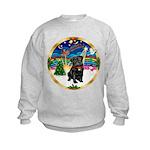 Xmas Musc 3/Cavalier Kids Sweatshirt