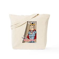 Funny Bowling pins Tote Bag