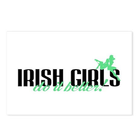 Irish Girls Do It Better! Postcards (Package of 8)