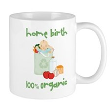 Home Birth 100% Organic - Light Baby Mug