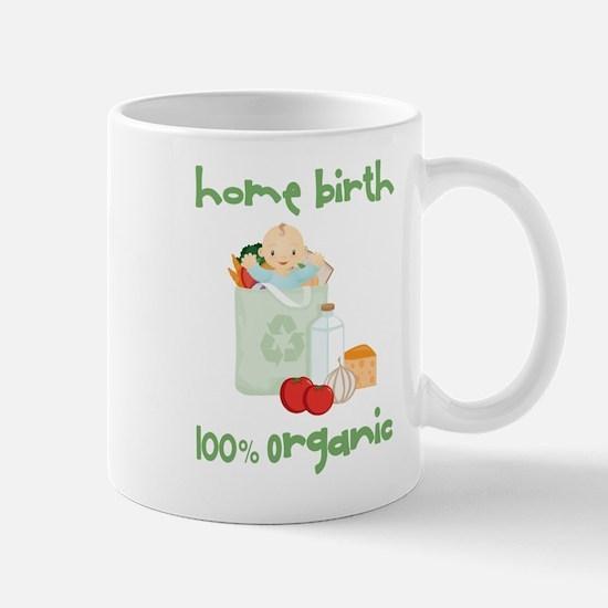 Home Birth 100% Organic - Light Baby Mug