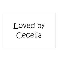 Cute Cecelia Postcards (Package of 8)