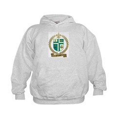 OUIMET Family Crest Hoodie