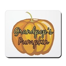 Grandpop's Pumpkin Mousepad