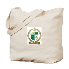 OUIMET Family Crest Tote Bag