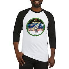 XmasSunrise/Chihuahua Baseball Jersey
